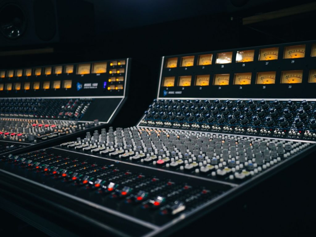 Sound Asylum Recording Studio